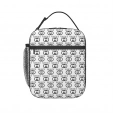 01 Lunch Bag for Women/Men/Adult,Very suitable for snacks Reusable Large Lunch Box,11x21x26cm,Polyester.